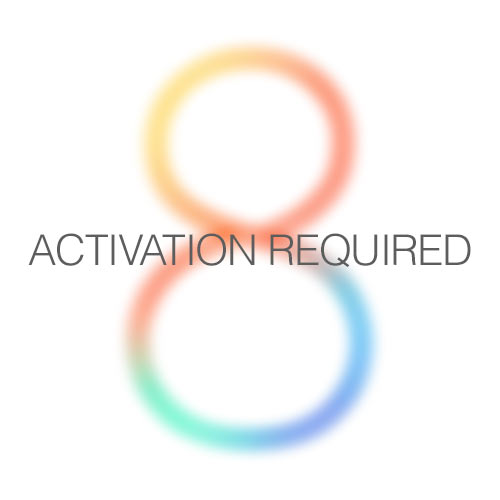 IOS 8 Activation Required Error On IPhone And IPad